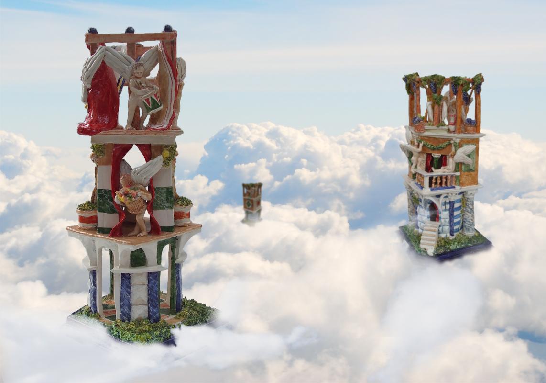S0408 e S0409 - La casa degli angeli - immagine copertina