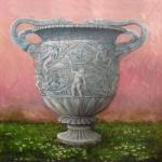 Q0276- grande vaso 2009 90x90