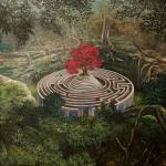 Q0368 - Marco Bonechi - labirinto - 2013 -90x90