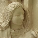 S0291a- L'Annunciazione 2012- cm106x81x18