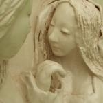 S0291b- L'Annunciazione 2012- cm106x81x18