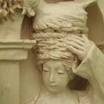 S0293a- La Visitazione 2012- - cm 106x84x18